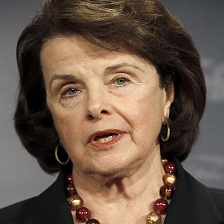 Dianne Feinstein is a traitor.