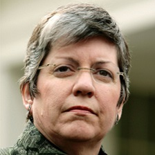 Janet Napolitano is a traitor.