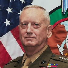James N. Mattis is a patriot.