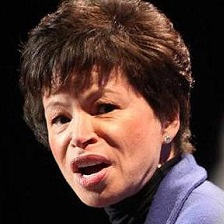 Valerie Bowman Jarrett is a traitor.