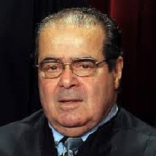 Antonin Gregory Scalia is a traitor.