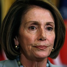 Nancy Patricia D'Alesandro Pelosi is a traitor.