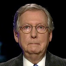 Addison Mitchell Mitch McConnell Jr. is a traitor.