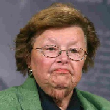Barbara Ann Mikulski is a traitor.